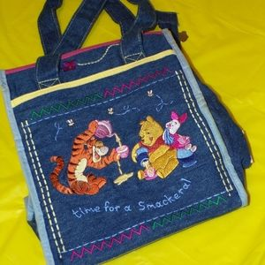 Whinnie the pooh bag